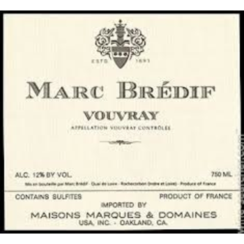 Marc Bredif Marc Bredif Vouvray 2018<br />