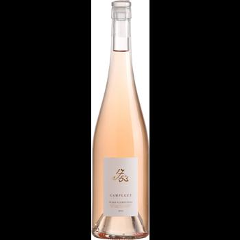 Ch de Campuget Chateau de Campuget 1753 Rose 2019<br /> France