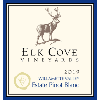 Elk Cove Elk Cove Vineyards Pinot Blanc 2019  <br /> Willamette Valley, Oregon