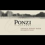 Ponzi Tavola Pinot Noir 2018<br />Willamette Valley, Oregon