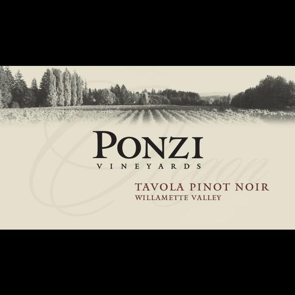Ponzi Tavola Pinot Noir 2017<br />Willamette Valley, Oregon
