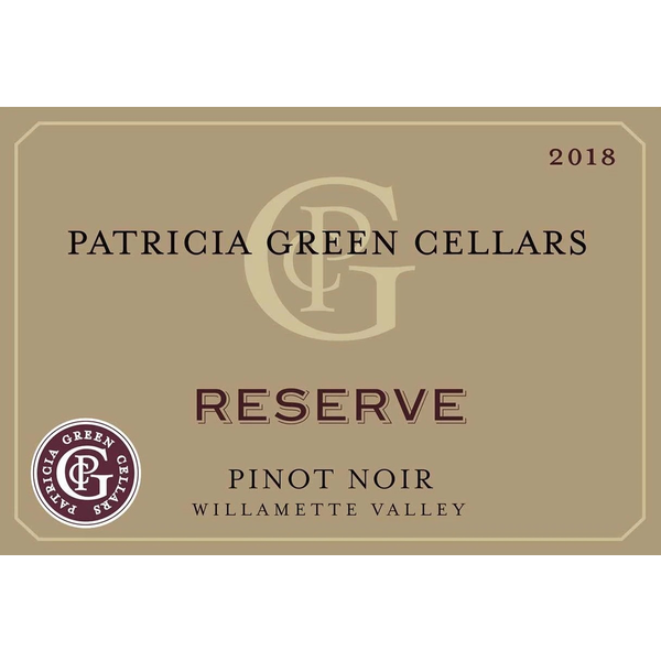 Patricia Green Patricia Green Cellars Reserve Pinot Noir 2019<br />