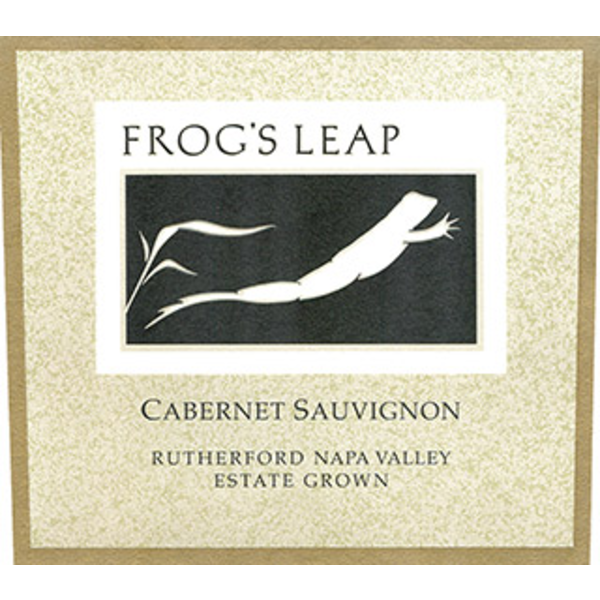 Frog's Leap Cabernet Savignon Rutherford Napa 2016<br /> California