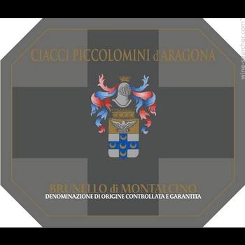Ciacci Ciacci Piccolomini Brunello di Montalcino 2015<br />Tuscany, Italy