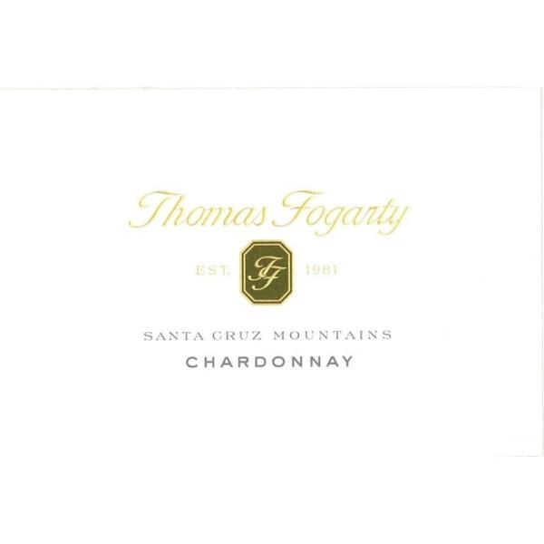 Thomas Fogarty Santa Cruz Mountains Estate Chardonnay 2016<br /> Santa Cruz Mountains, California