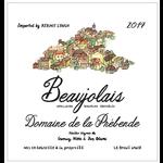 Domaine de la Prebende Beaujolais 2019<br /> Beaujolais, France