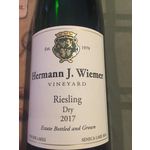Hermann Wiemer Riesling Dry 2019<br />