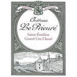Ch. Le Prieure Saint-Emilion Grand Cru 2016<br /> Bordeaux, France<br /> 98pts-V, 94pts-D, 93pts-JS