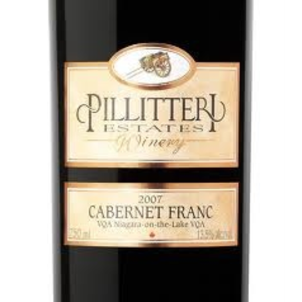 Pillitteri Pillitteri Estate Cabernet Franc 2016<br /> Canada