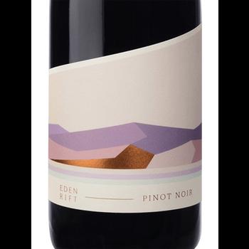 Eden Rift Estate Pinot Noir 2017<br /> Cienega Valley, Central Coast, California<br /> 91pts-WE, 91pts-WA