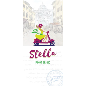Stella Pinot Grigio 2018<br /> Delle Venezie, Italy