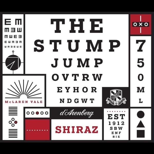 Stump Jump The Stump Jump Shiraz 2017<br />McLaren Valle, Australia