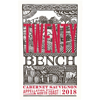 Twenty Bench Twenty Bench Cabernet Sauvignon 2018<br /> Napa Valley, California