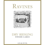 Ravines Dry Riesling 2016<br /> Finger Lakes, New York<br /> 91pts-WA