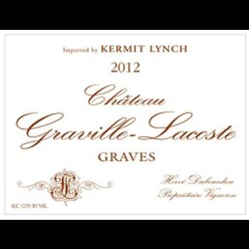 Ch Graville-Lacoste Graves Blanc 2018<br />Bordeaux, France