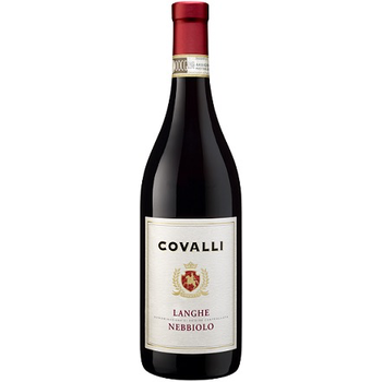 Covalli Nebbiolo Langhe 2017<br /> Piedmont, Italy<br /> 90pts-JS