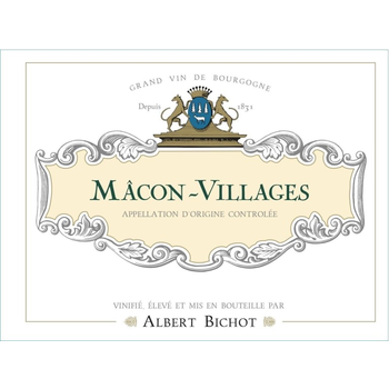 Bichot Albert Bichot Macon Villages 2018<br /> Burgundy, France