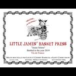 Chateau de Saint Cosme Little James Basket Press Red Blend 2019<br /> Vin de France, France<br /> 90pts-JS