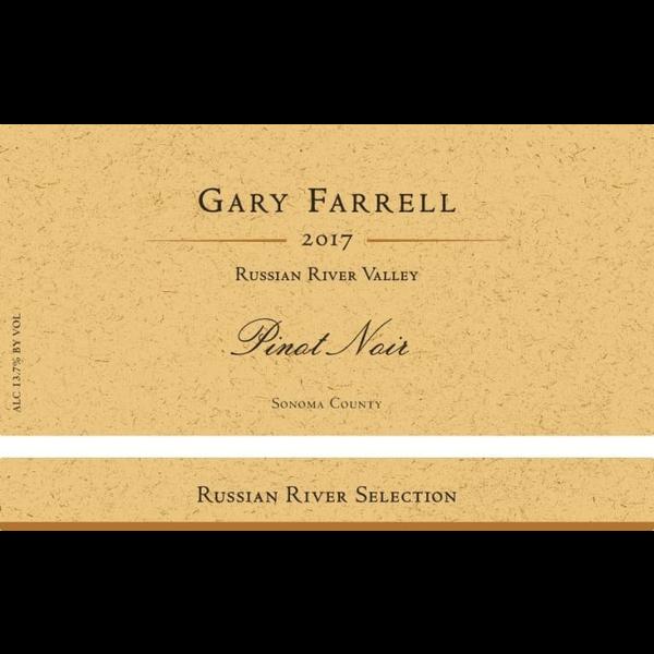 Gary Farrell Gary Farrell Russian River Pinot Noir 2018<br /> Sonoma, California<br /> 94pts-WE