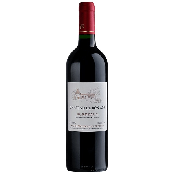 Ch De Bon Ami Red 2018<br />