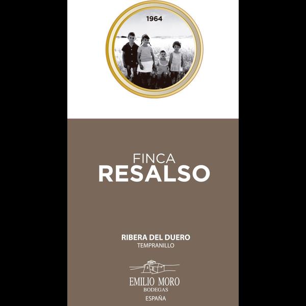 Emilio Moro Emilio Moro Finca Resalso 2018<br />Tempranillo <br />Ribera del Duero, Spain