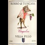 Villa Pillo Cingalino Rosso di Toscana 2017<br /> Tuscany, Italy