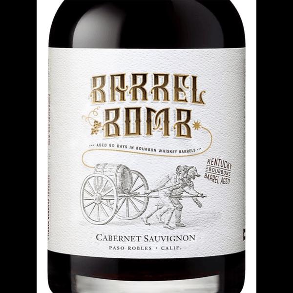 Barrel Bomb Cabernet Sauvignon Bourbon Barrel Aged 2018<br /> Paso Robles, California