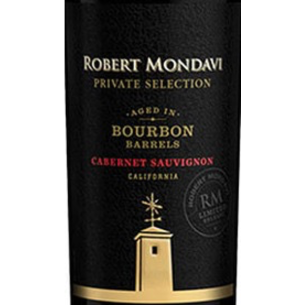 Mondavi Robert Mondavi Private Selection Bourbon Barrels Cabernet Sauvignon 2018<br /> Monterey County, California
