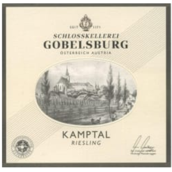 Schloss Gobelsburg Schlosskellerei Gobelsburg Riesling Kamptal  2019<br />Kamptal, Austria