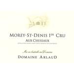 Domaine Arlaud Morey-Saint-Denis 1er Cru Aux Cheseaux 2018<br /> Burgundy, France<br /> 94pts-DEC, 92pts-WS