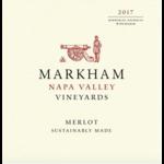 Markham Markham Vineyards Merlot 2017<br />Napa, California