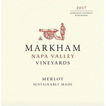 Markham Markham Vineyards Merlot 2017<br />