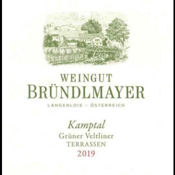 Brundlmayer Gruner Veltliner Kamptaler Terrassen 2019<br /> Kamptal, Austria