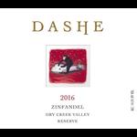 Dashe Dashe Dry Creek Zinfandel Reserve 2016<br /> Sonoma, California