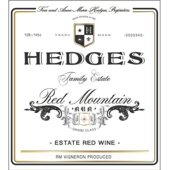 Hedges Hedges Family Estate Red Mountain 2016 <br /> Washington
