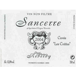 """Dm Reverdy Pascal & Nicolas Reverdy """"Les Coutes"""" Sancerre 2019<br /> Loire, France"""