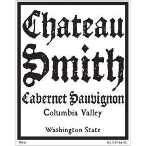Charles Smith Charles Smith Ch Smith Cabernet Sauvignon 2019<br />