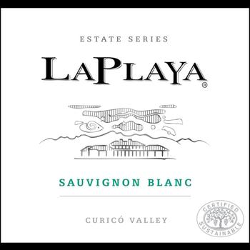 La Playa Estate Sauvignon Blanc 2019<br /> Curico Valley, Chile