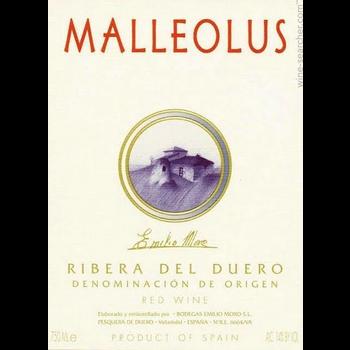 Emilio Moro Emilio Moro Malleolus 2015 Ribera-Del Duero, Spain