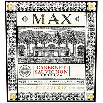 Errazuriz Errazuriz Max Reserva Cabernet Savignon 2018<br />Aconcagua Valley, Chile  <br /> 92pts-JS, 90pts-WE