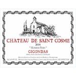 Ch. Saint De Cosme Gigondas 2018 <br /> Rhone, France<br /> 94pts-WA