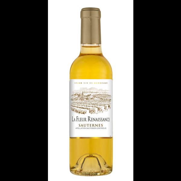 Antoine Moueix La Fleur Renaissance Sauternes 2016  375ml<br /> Bordeaux, France