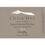 Chalk Hill Estate Sauvignon Blanc 2018<br /> Chalk Hill, Sonoma County, California<br /> 90pts-WE