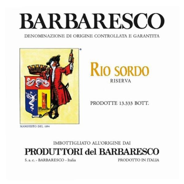 Produttori del Barbaresco Barbaresco Rio Sordo Riserva 2015<br /> Piedmont, Italy<br /> 96pts-WE, 94pts-D