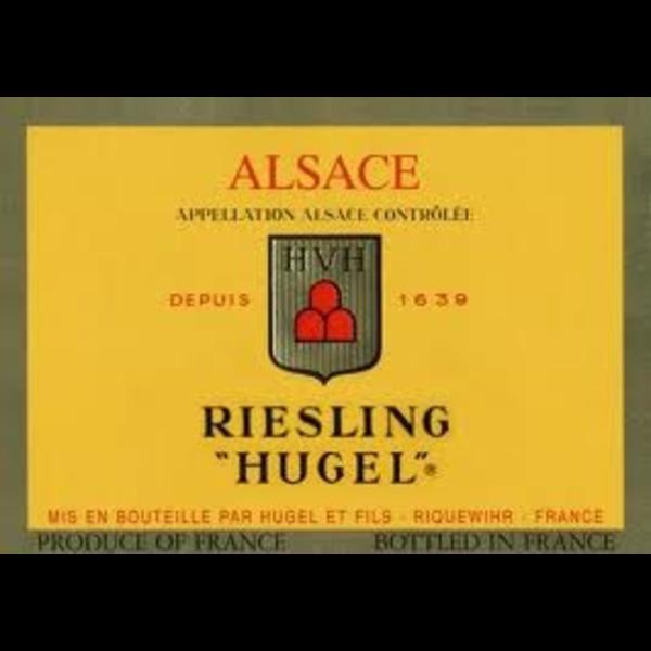 Hugel Hugel Riesling 2018<br />Alsace, France
