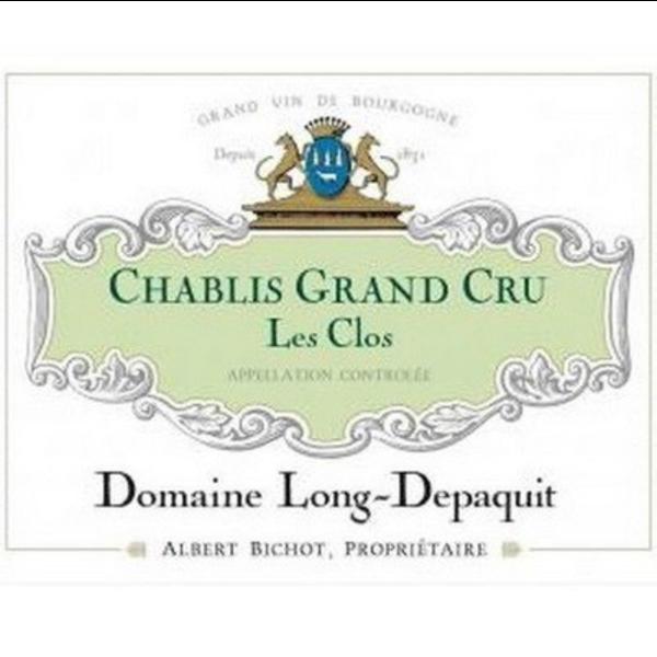 Bichot Albert Bichot Domaine Long-Depaquit Chablis Grand Cru Les-Clos Blanc 2018<br /> Burgundy, France