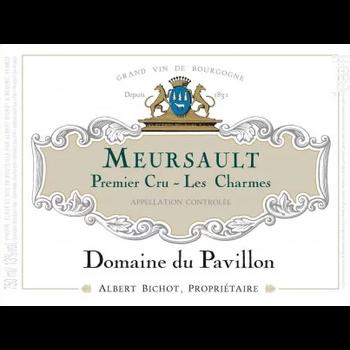 Albert Bichot Meursault Premier Cru-Les Charmes Blanc Domaine du Pavillon 2018<br /> Burgundy, France