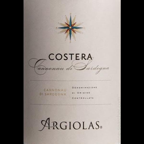 Argiolas Argiolas Costera 2018<br />Sardenia, Italy