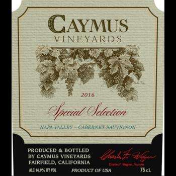 Caymus Caymus Special Selection Cabernet Sauvignon 2016<br />Napa Valley, California