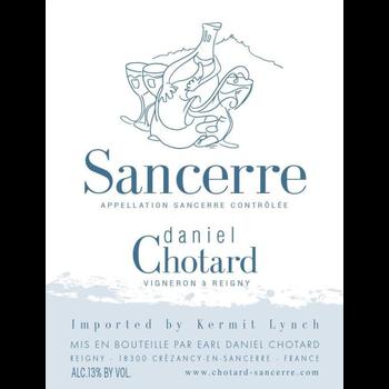 Kermit Lynch Daniel Chotard Sancerre 2019<br /> Sauvignon Blanc <br /> Sancerre, Loire, France